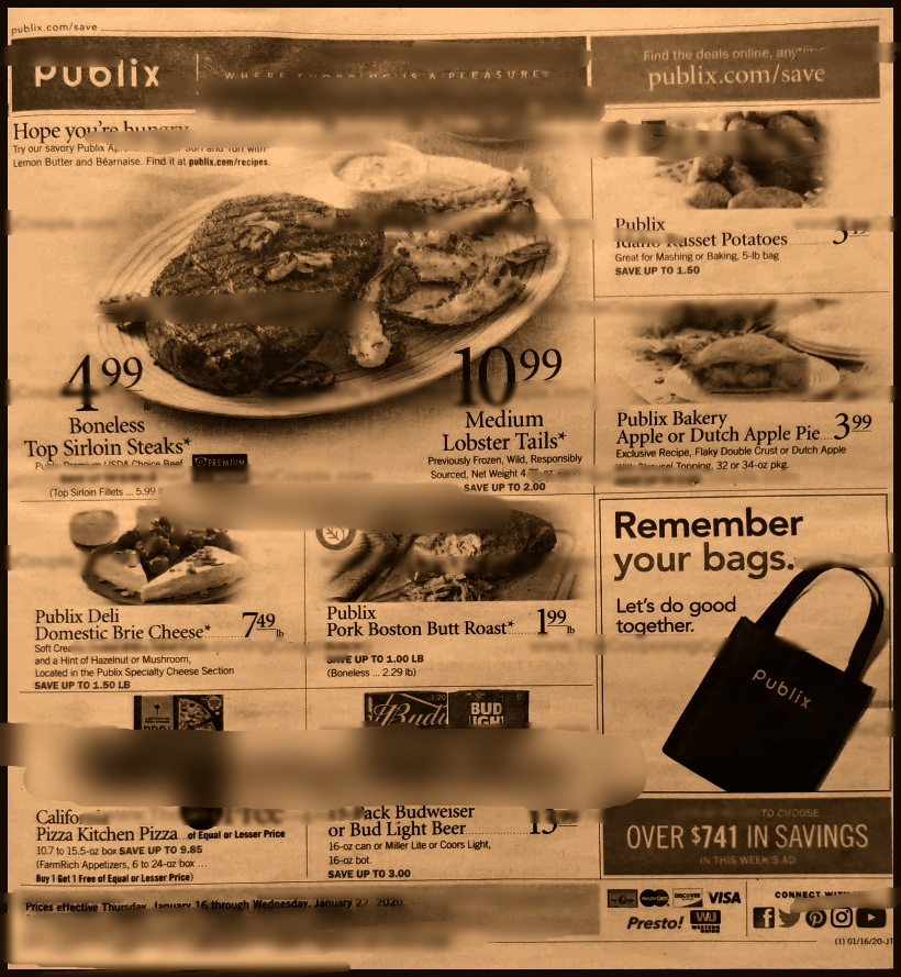 publix weekly ad preview jan 15 2020