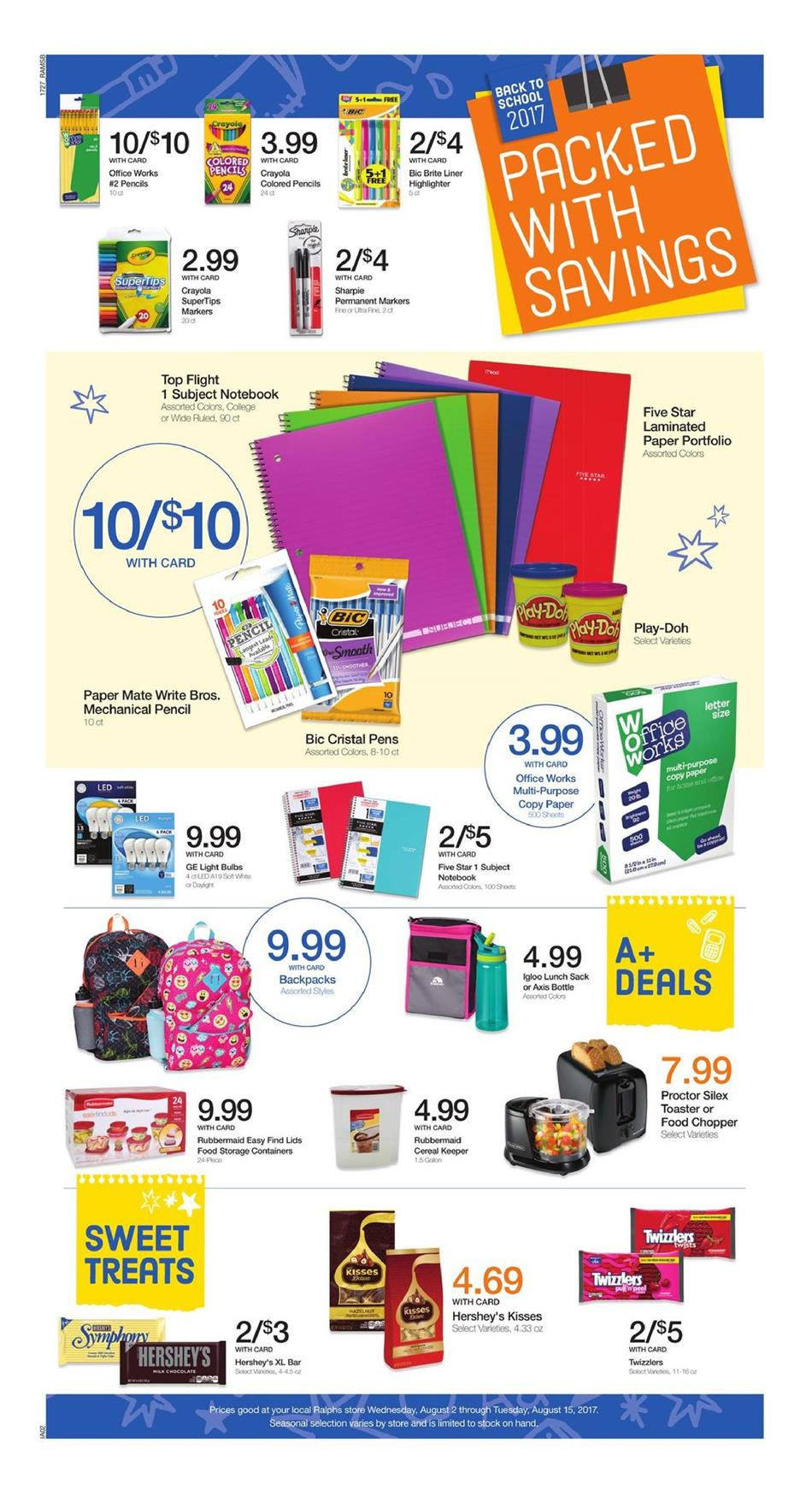 ralphs weekly ad august 9 2017