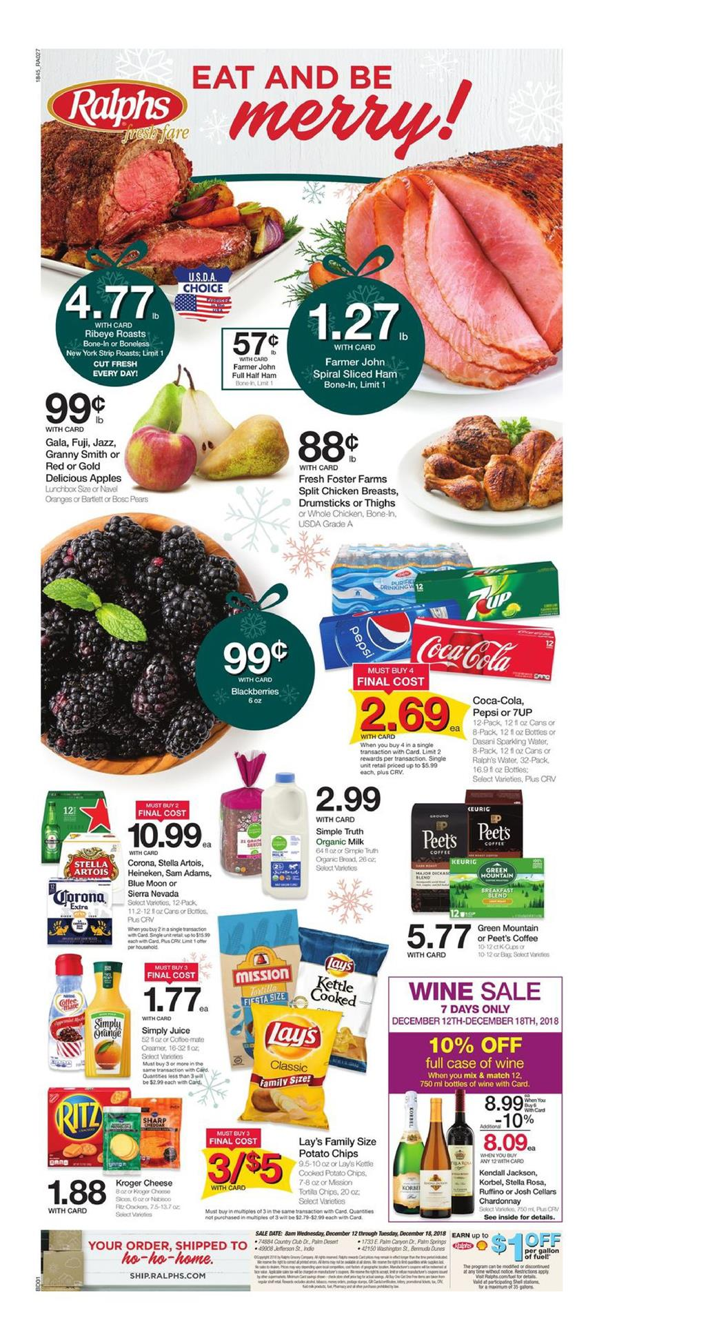 ralphs weekly ad dec 12 2018