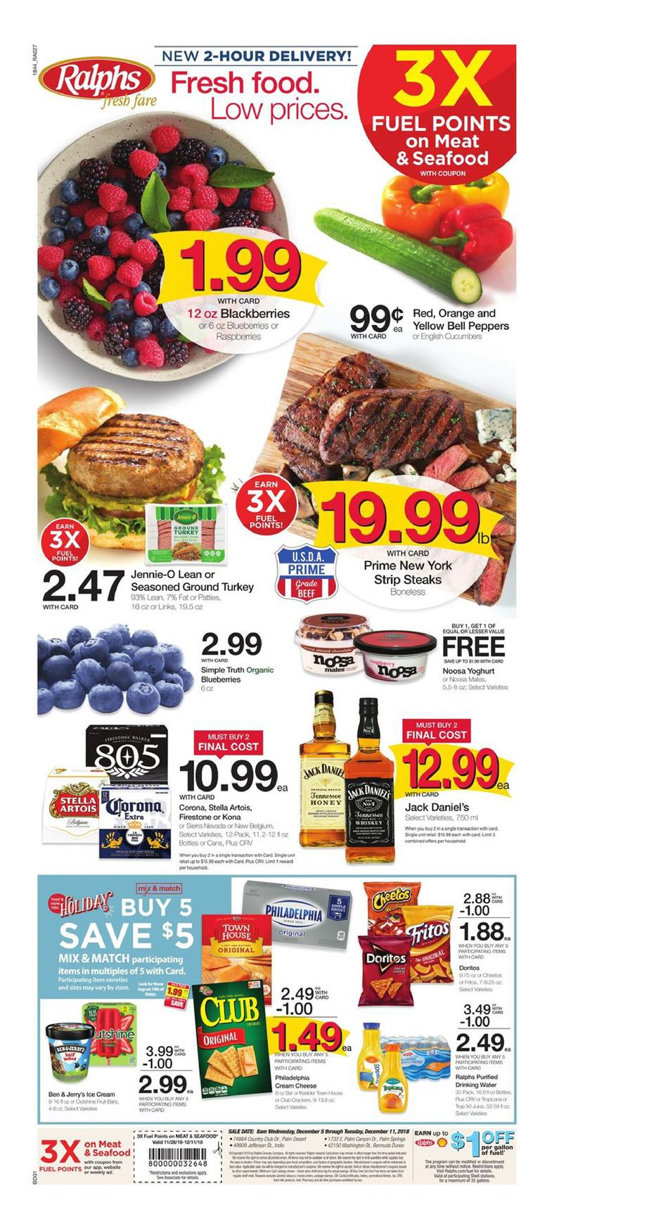 ralphs weekly ad dec 5 2018