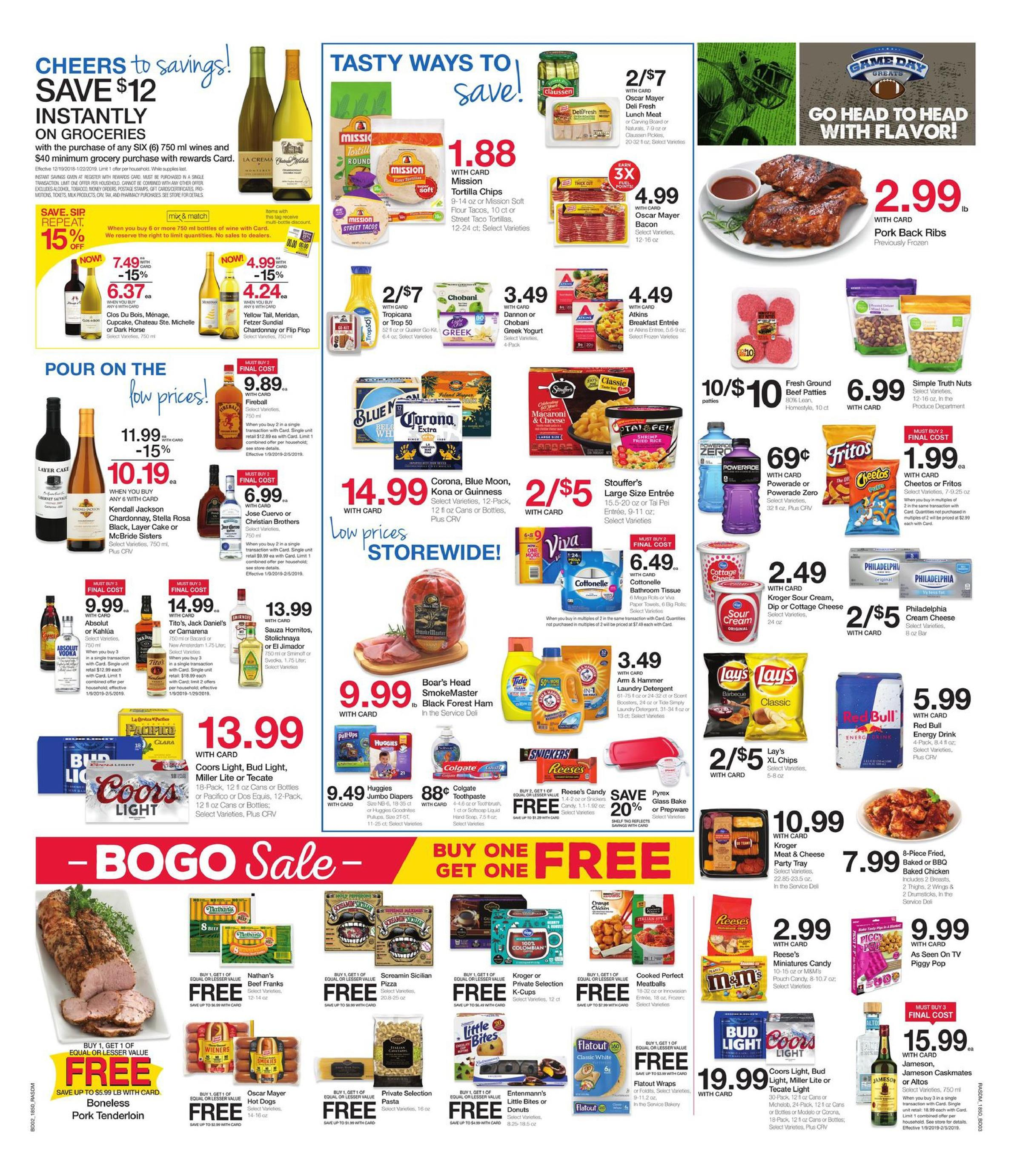 ralphs weekly ad jan 16 2019