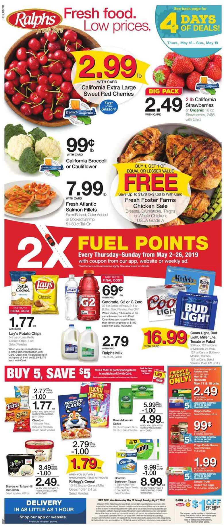 ralphs weekly ad may 15 2019