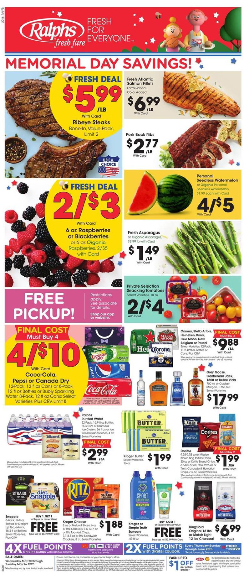 ralphs weekly ad may 20 2020