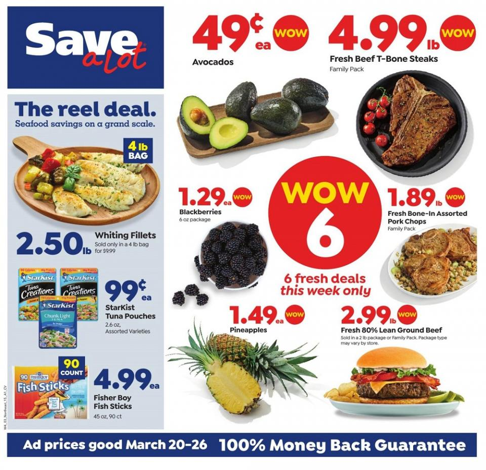Save A Lot Weekly Ad Mar 20 26 2019