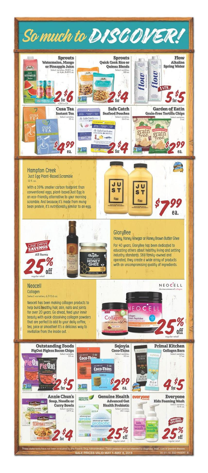 sprouts ad may 1 2019