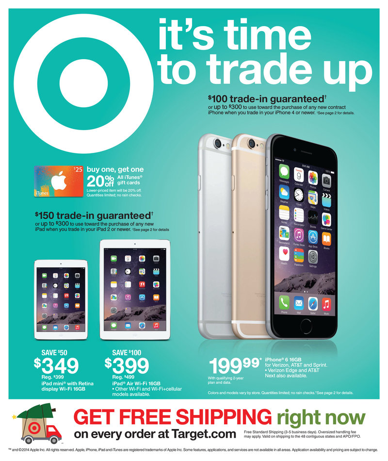 target ad 11 02 discounts and weekly special offers