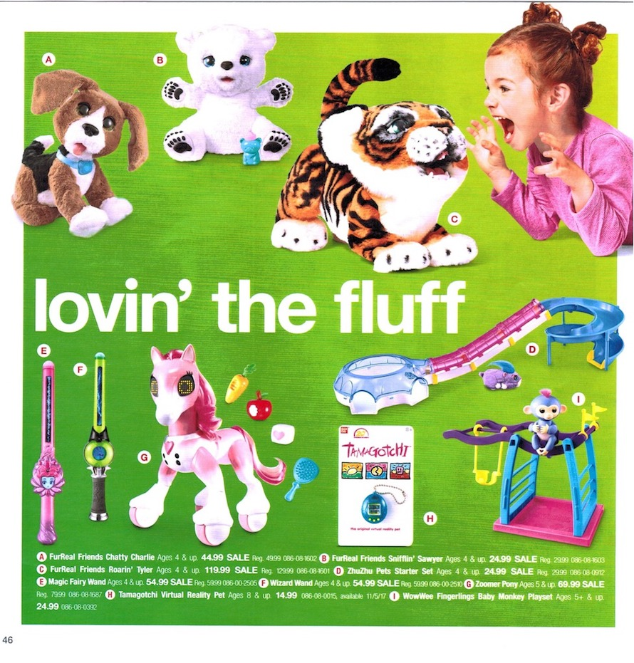 Target Toy Book : Target ad annual toy book