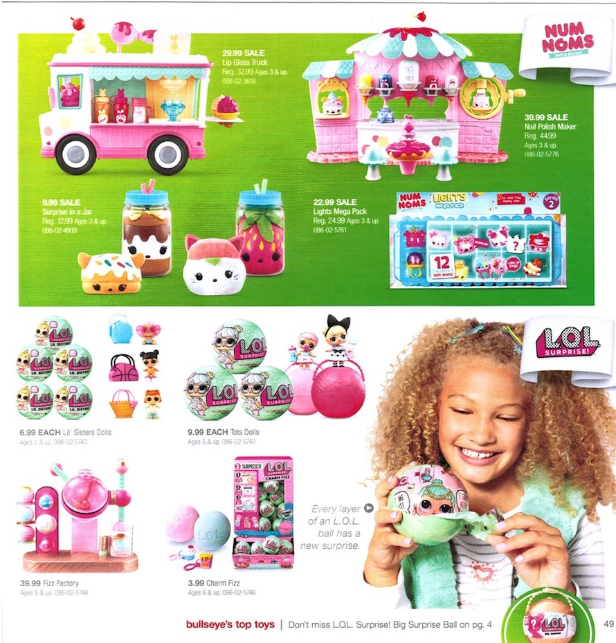 Target Toy Ad : Black friday ads deals