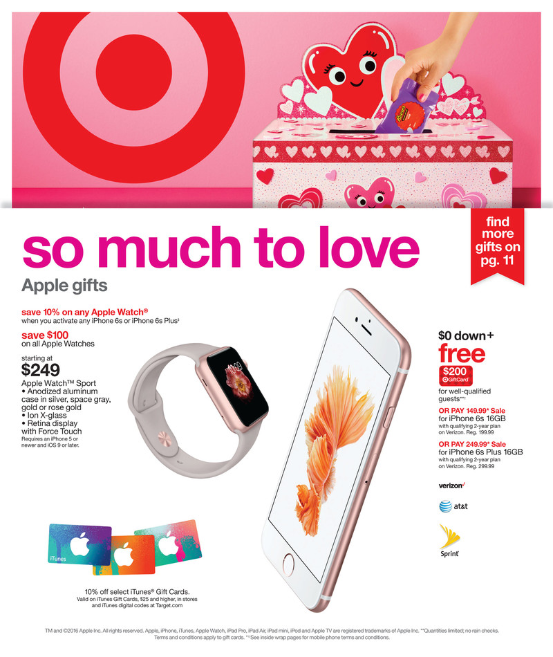 Target ad valentines day 2016 negle Choice Image