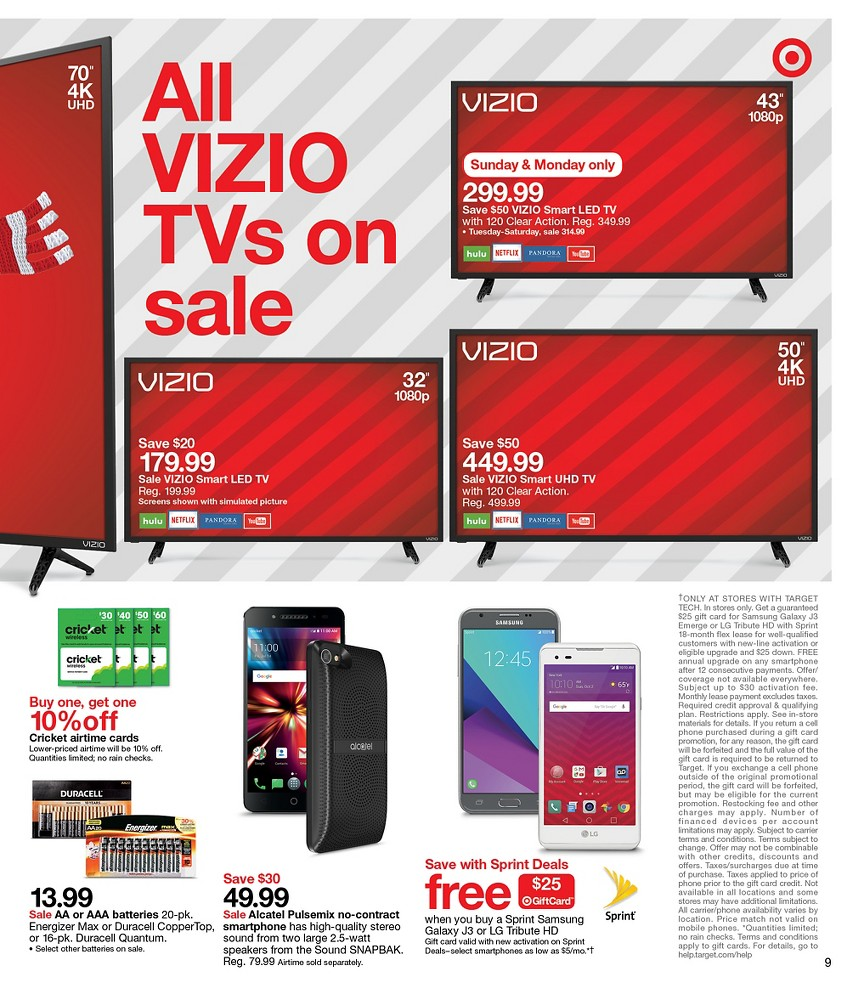 11 days ago · Cyber Week is nearly over, but there are still dozens of great deals to be had at retailers all around the country. Just today, Target unleashed hundreds of deals on electronics, many of .