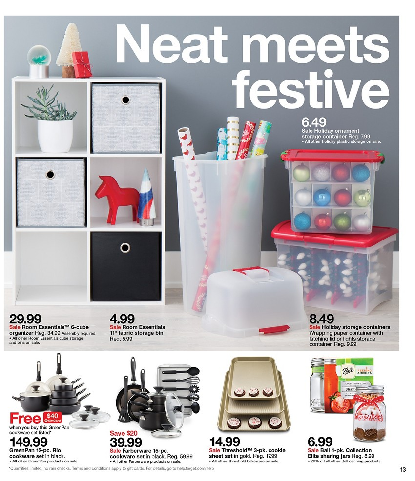 Shop Target for great Cyber Monday deals. Free shipping and returns plus free same-day pick-up in store.