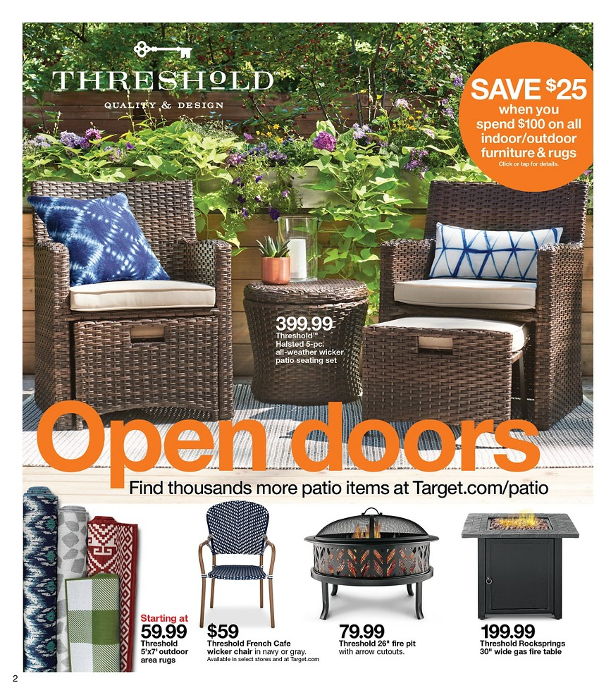 target weekly ad april 8 2018