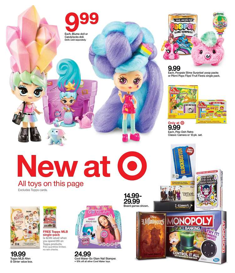 target weekly ad aug 11 2019
