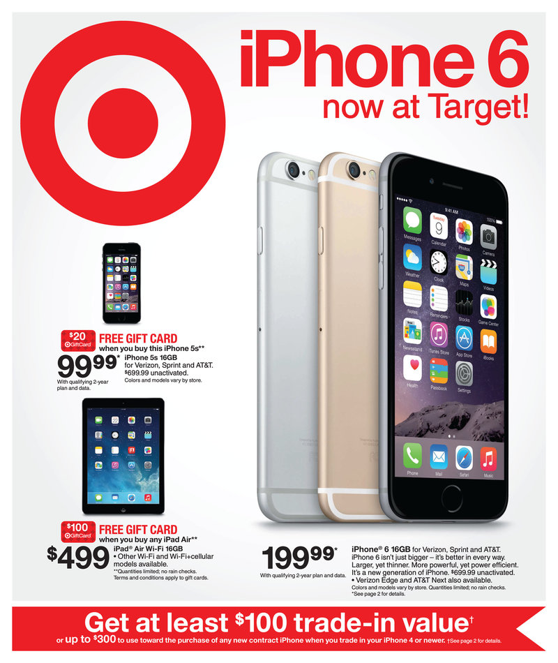 target iphone sale target weekly ad and iphone 6 week 7764