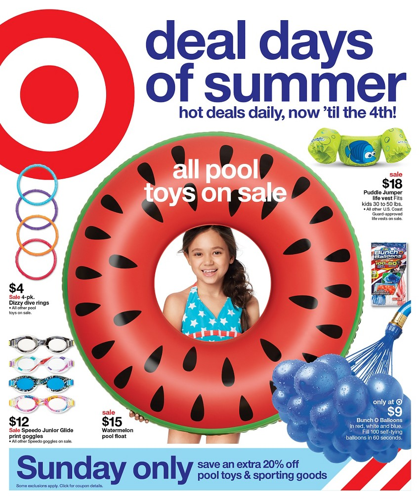 e4167fdae4 Target Weekly Ad Jun 26 - Jul 2 2016 Toy Sale