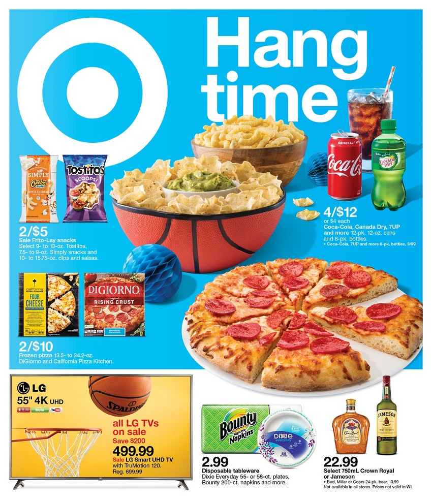 target weekly ad march 11 2018