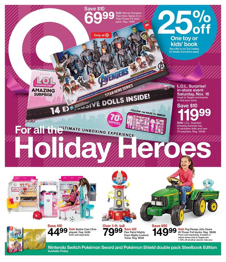 Early Access Target Black Friday Deals