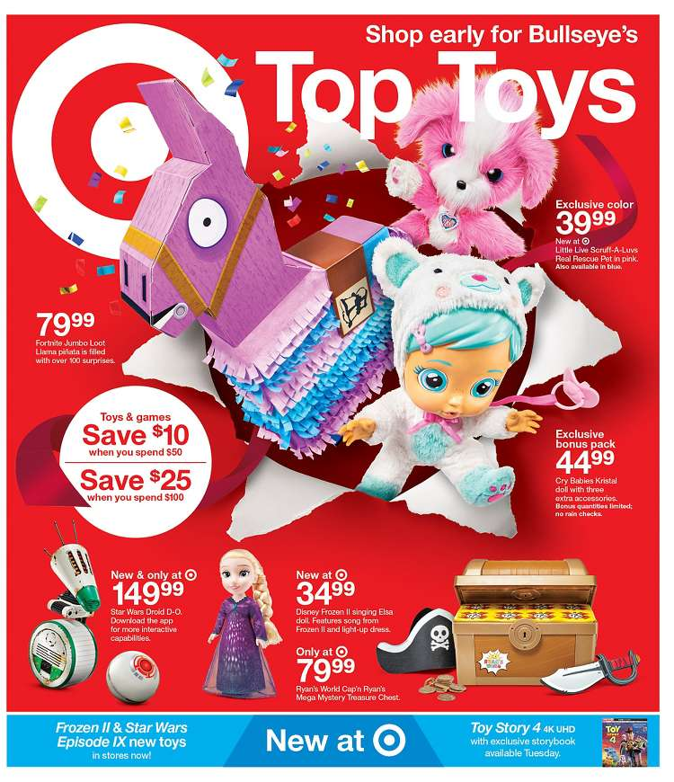 target weekly ad oct 6 2019
