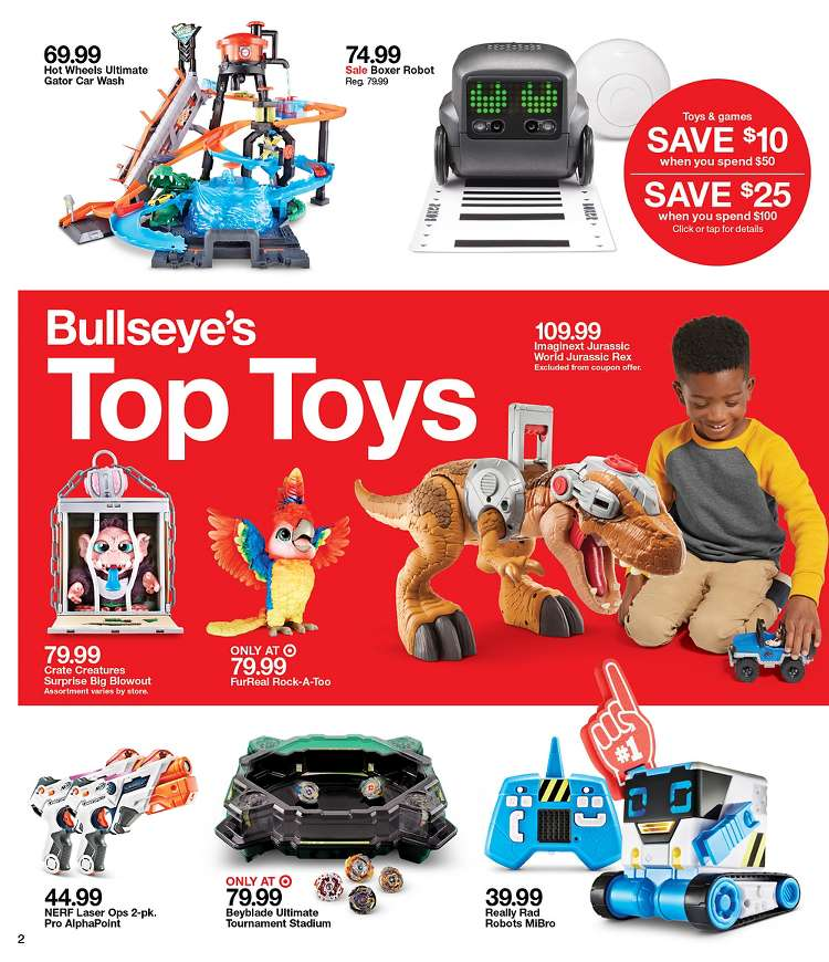target weekly ad oct 7 2018