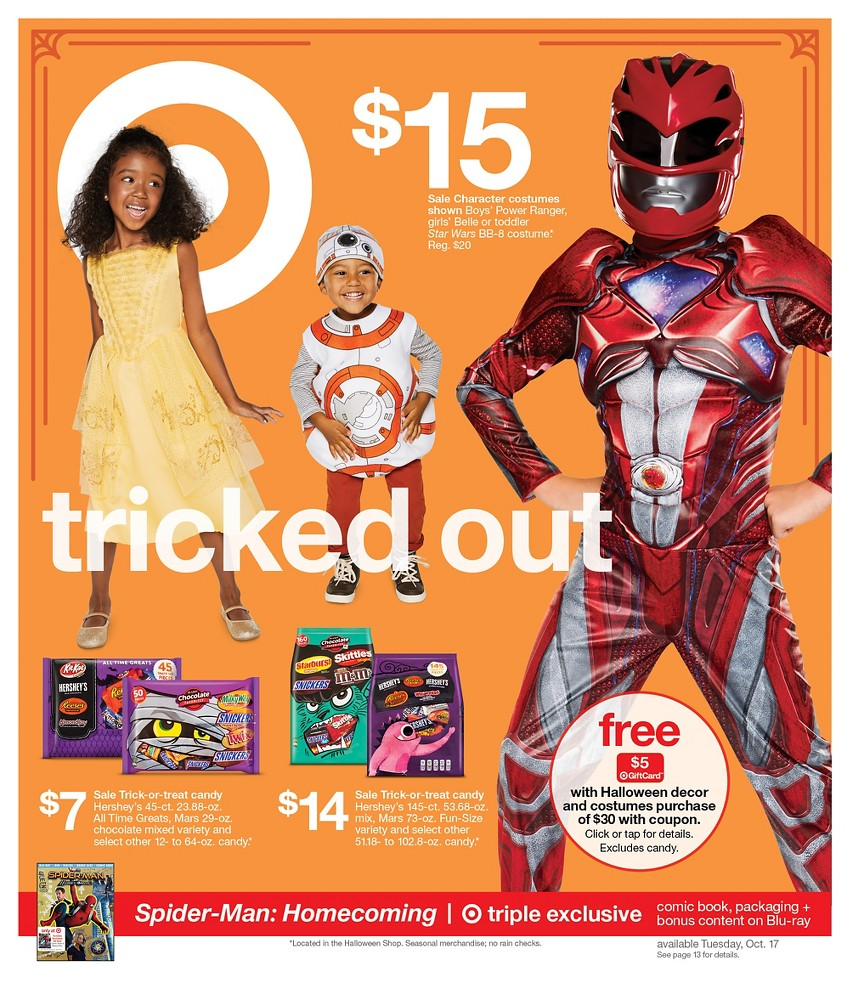target weekly ad october 15 2017