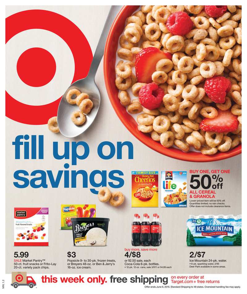 There are 24 Target promotional codes for you to consider including 3 coupon codes, and 21 sales. Most popular now: Free $5, $10 or $20 Gift Card with Select Target Orders. Latest offer: 15% Off Everything left on your Target Wedding Registry.