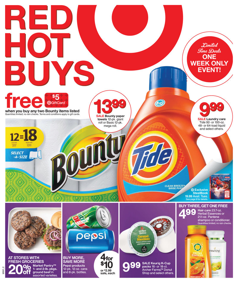 Weekly Ad & Paperless Coupons Check out the latest points offers and ways to save in store. See what you'll save in the Weekly Ad Weekly Ad. Discover this week's deals, savings and bonus buys at .