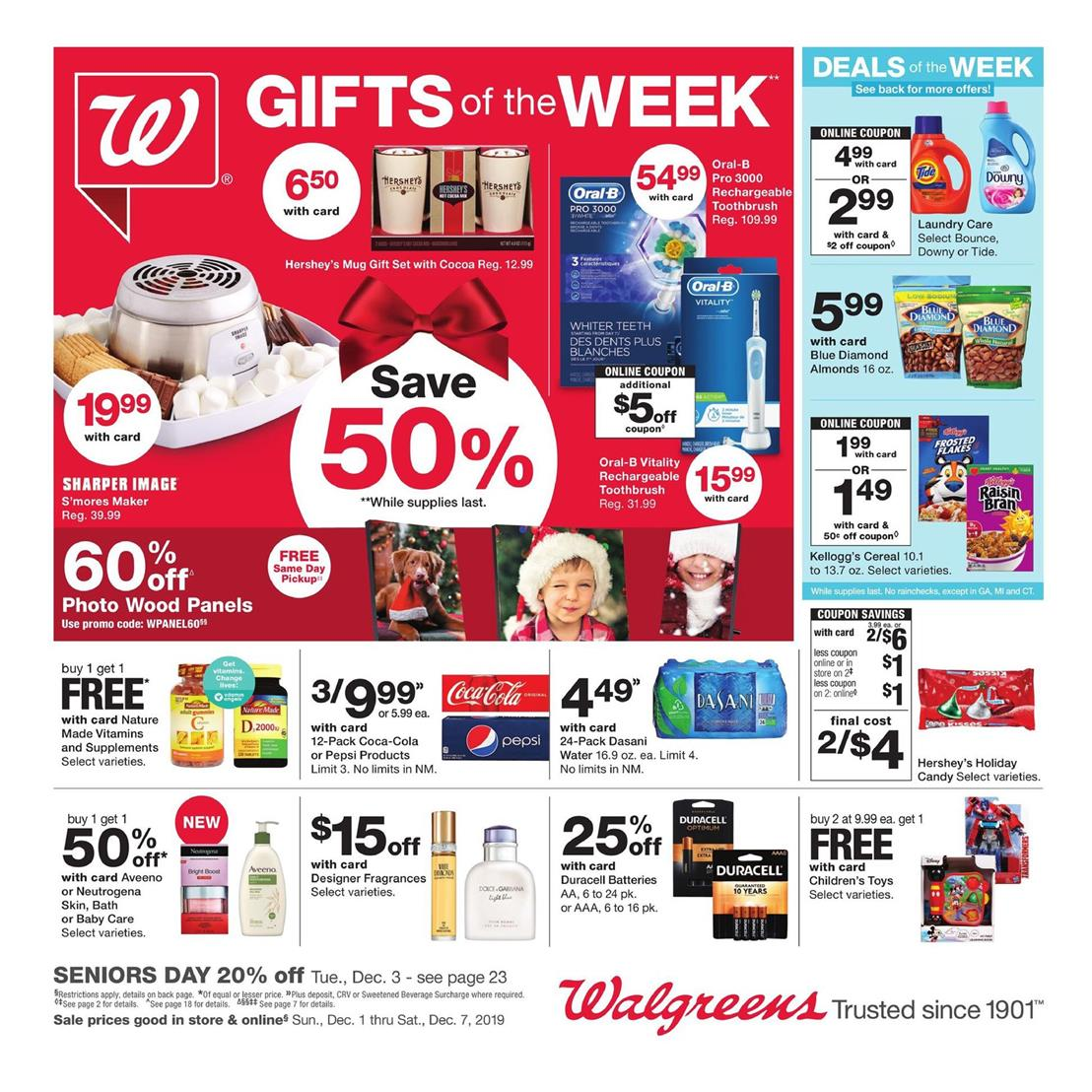 walgreens weekly ad dec 1 2019