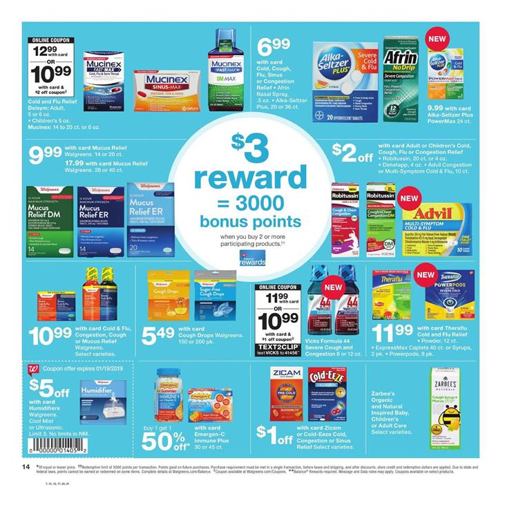walgreens weekly ad jan 13 2019