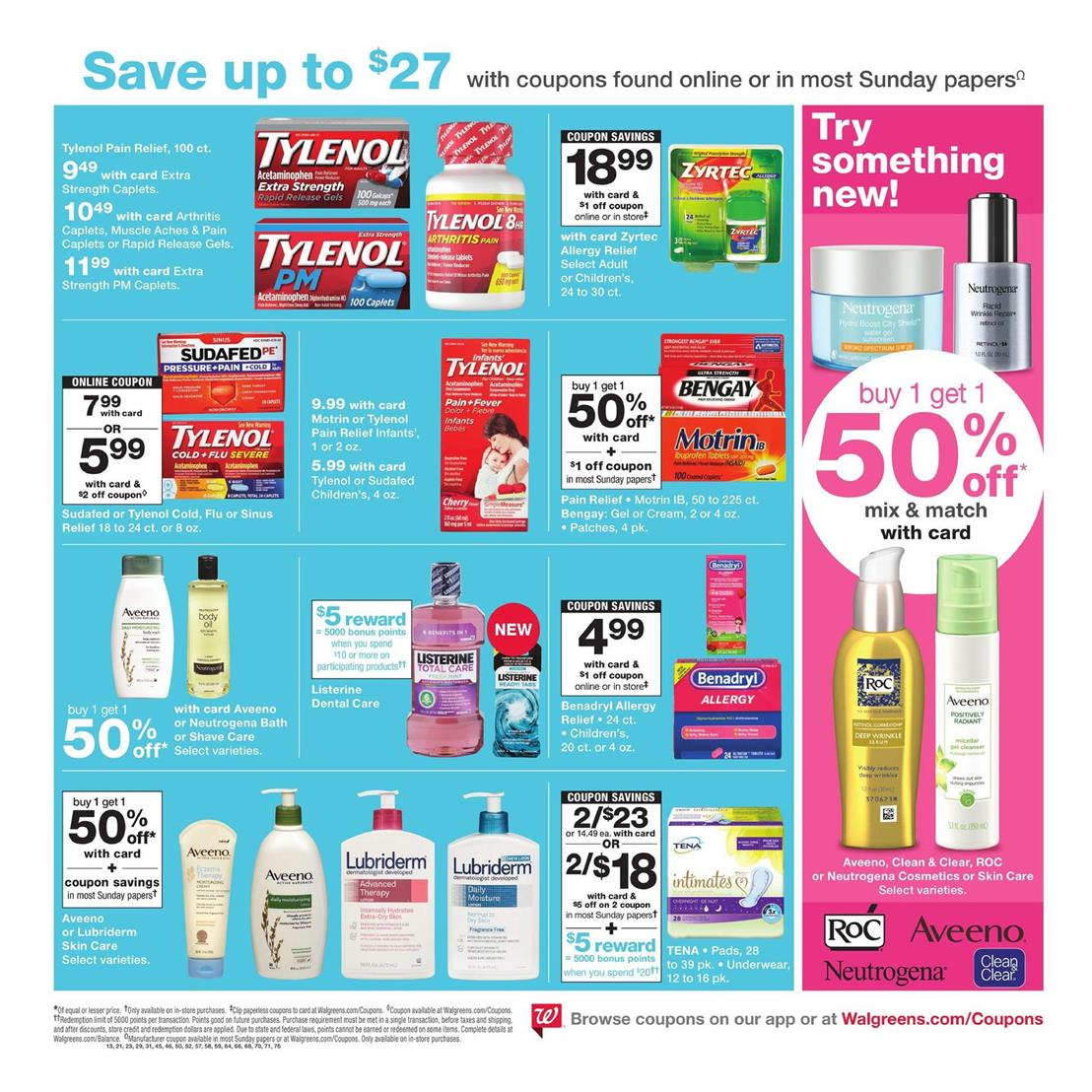 walgreens weekly ad jan 6 2019