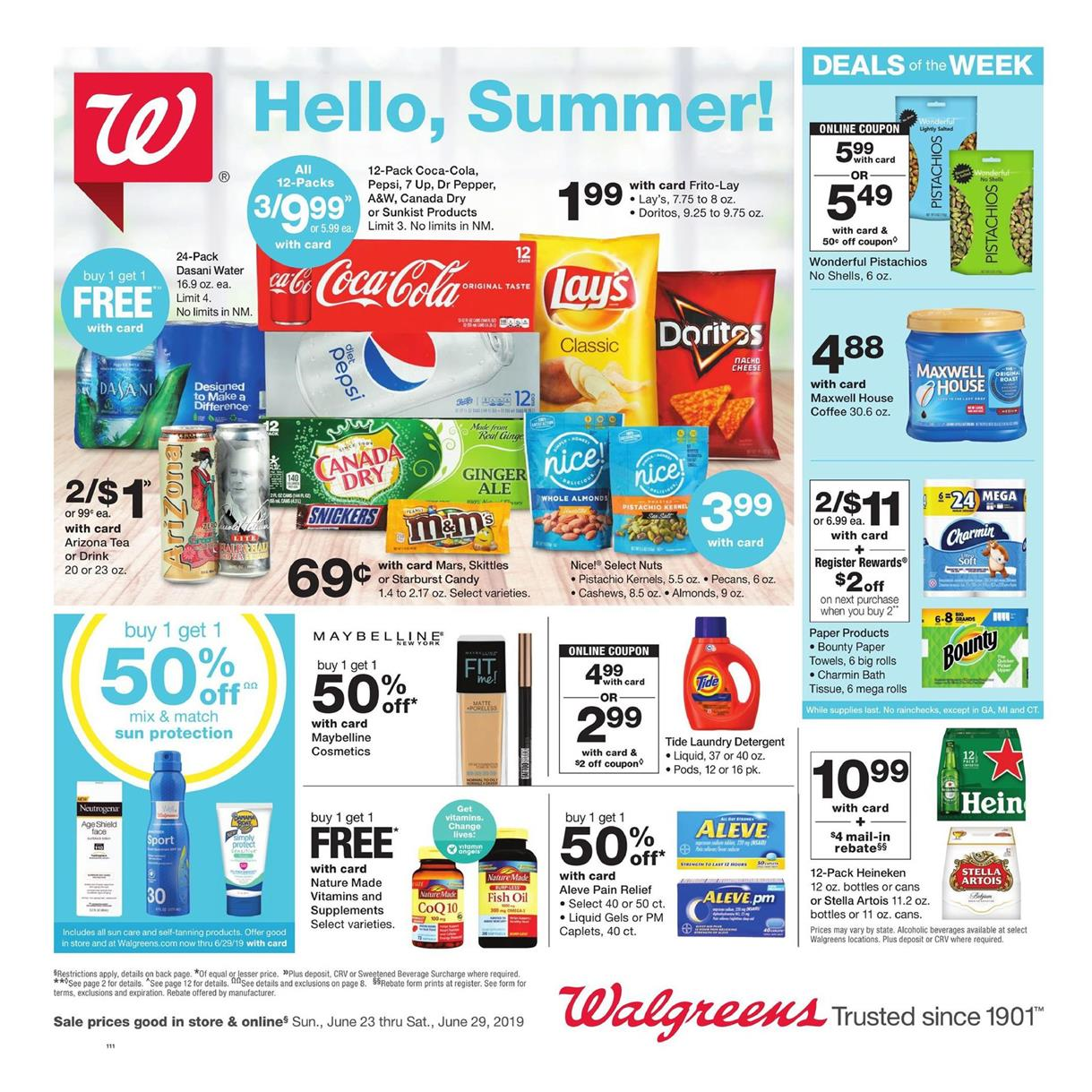 walgreens weekly ad jun 23 2019