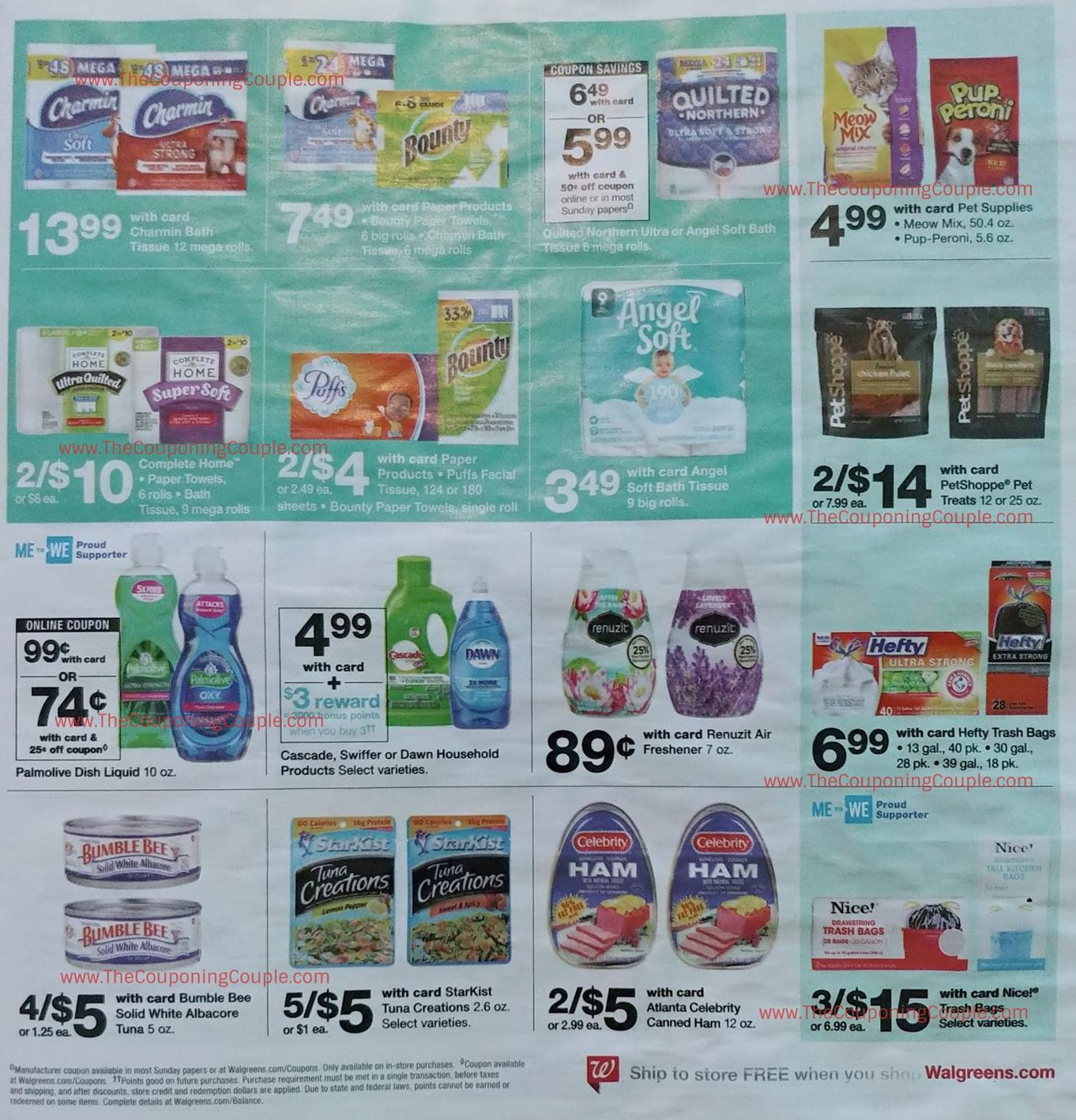 Walgreens Weekly Ad Preview Aug 18 24 2019 Page 7 - Www
