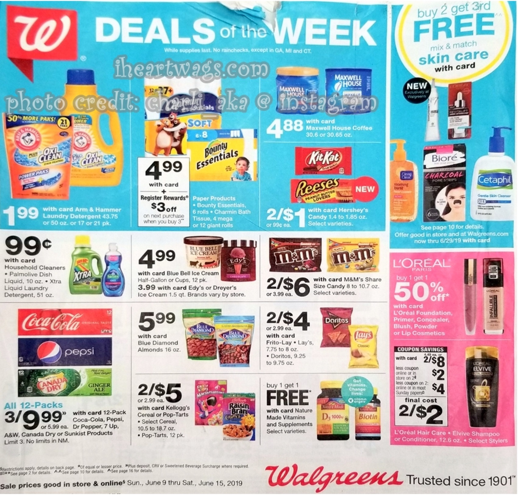 Walgreens Weekly Ad Preview Jun 9 - 15, 2019