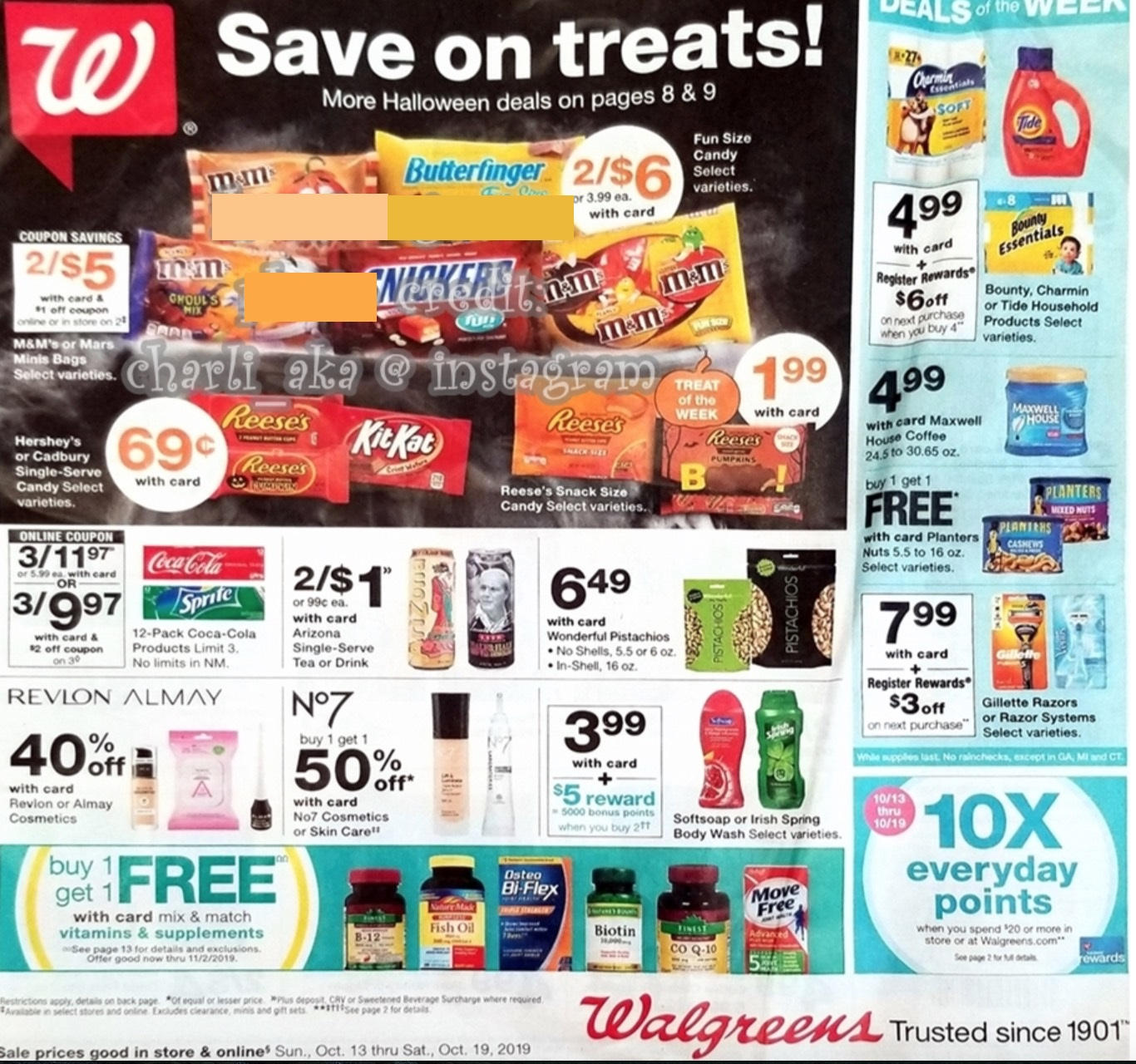 walgreens weekly ad preview oct 13 2019