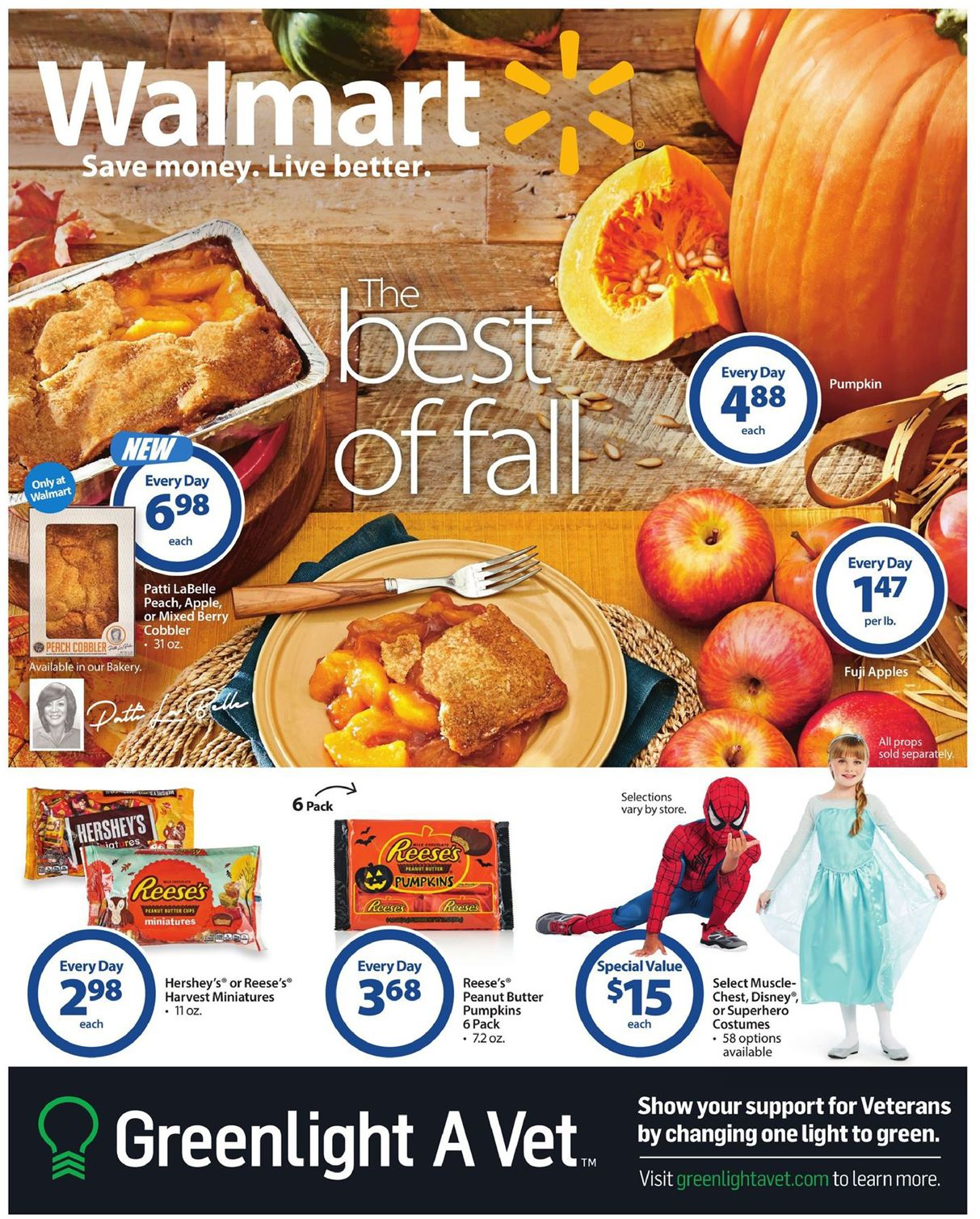 Walmart is offering mostly electronic products and also the grocery and household needs. You can follow latest product prices and analyses of market prices in this category. Walmart Ad is published weekly so every week you're gonna find different items and special offers. Don't miss to follow our site every week for latest Walmart ad.