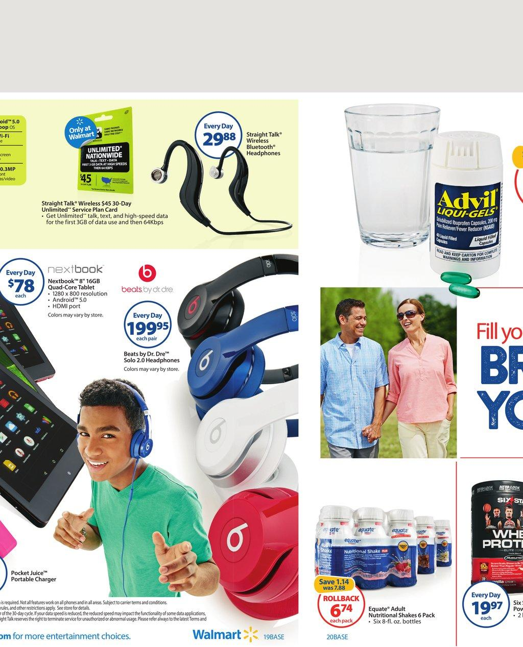 walmart ad preview jul 12 jul 30 summer 2015
