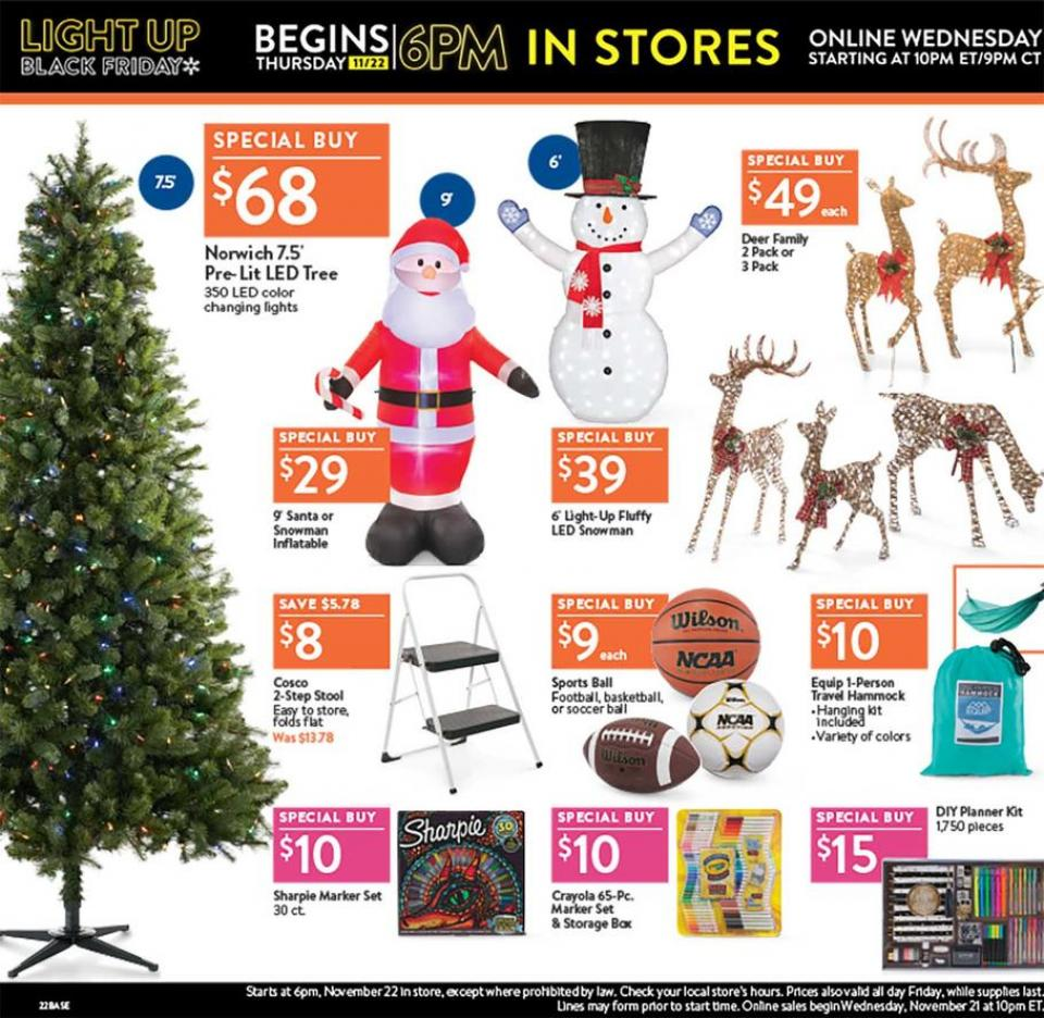 walmart black friday ad 2018