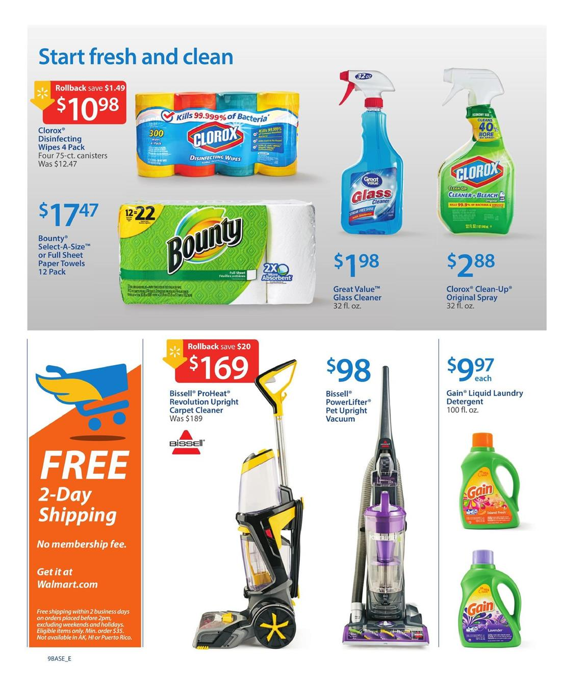 walmart weekly ad march 19 2017