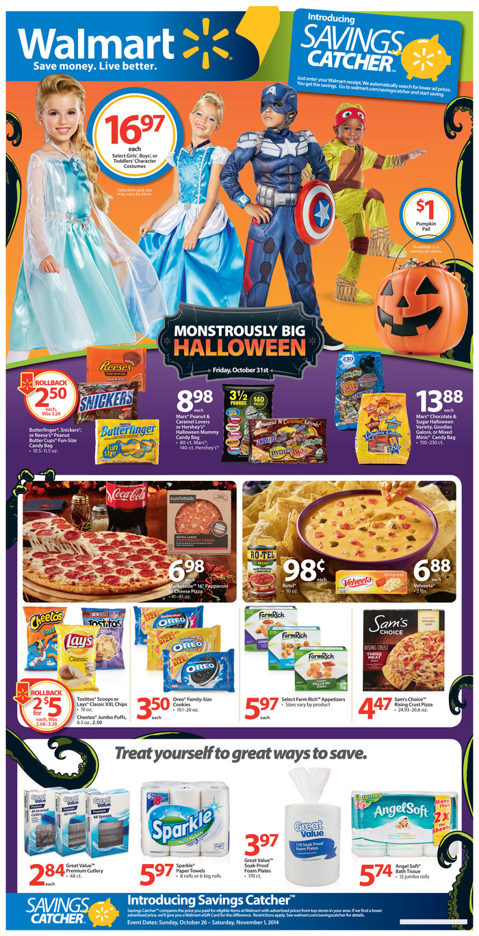 View Walmart Weekly Ad Best Deals and Grocery Ad. Get This Week Walmart Ad Flyer sale prices, grocery sale circular, printable coupons, and specials. The retailer offers Free Grocery Pickup, and Free Shipping on all orders over $