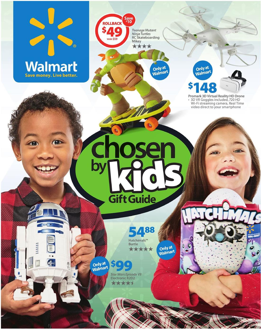Toys For Boys Advertisement : Walmart weekly ad toys november