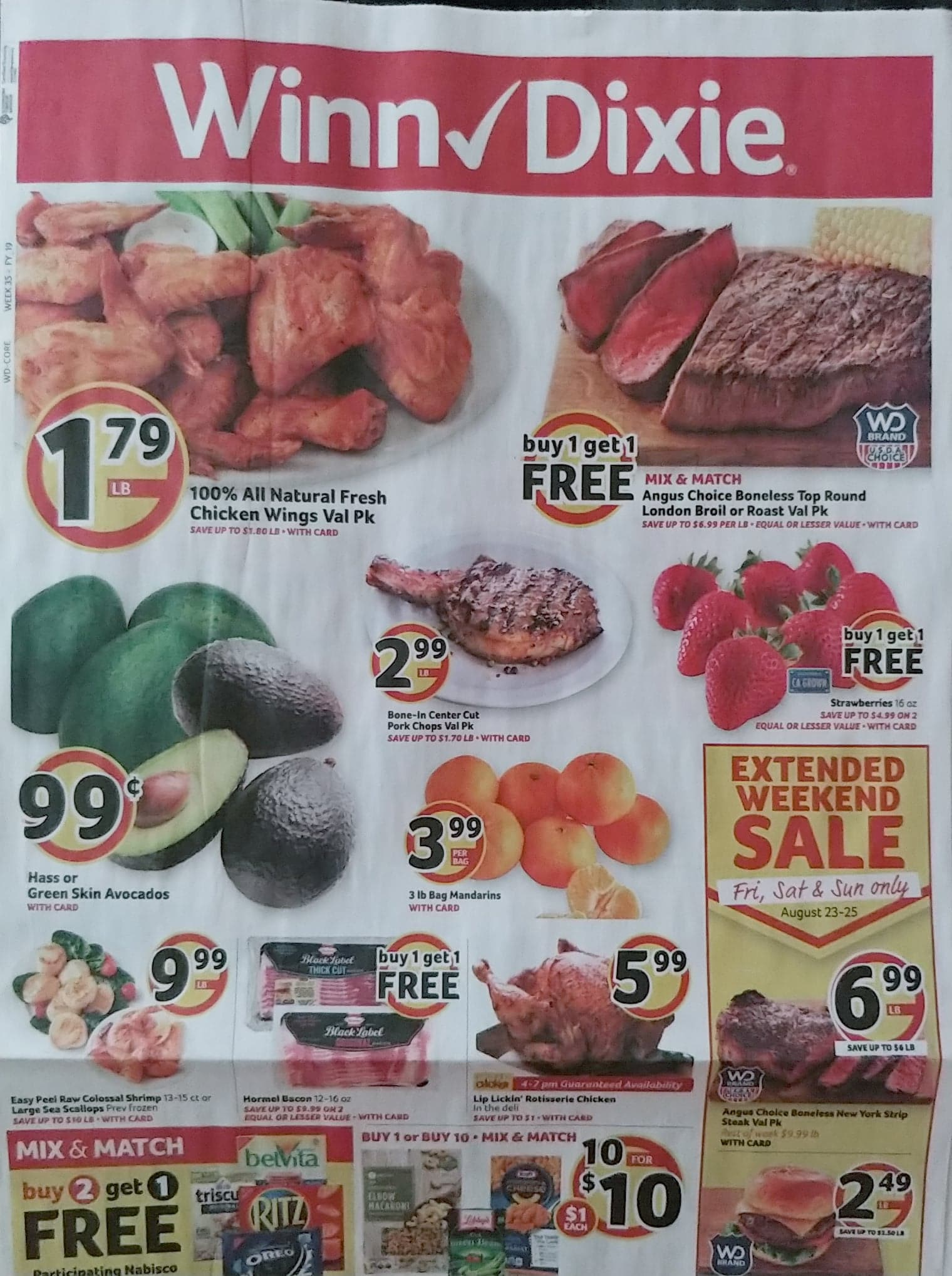 winn dixie ad preview aug 21 2019