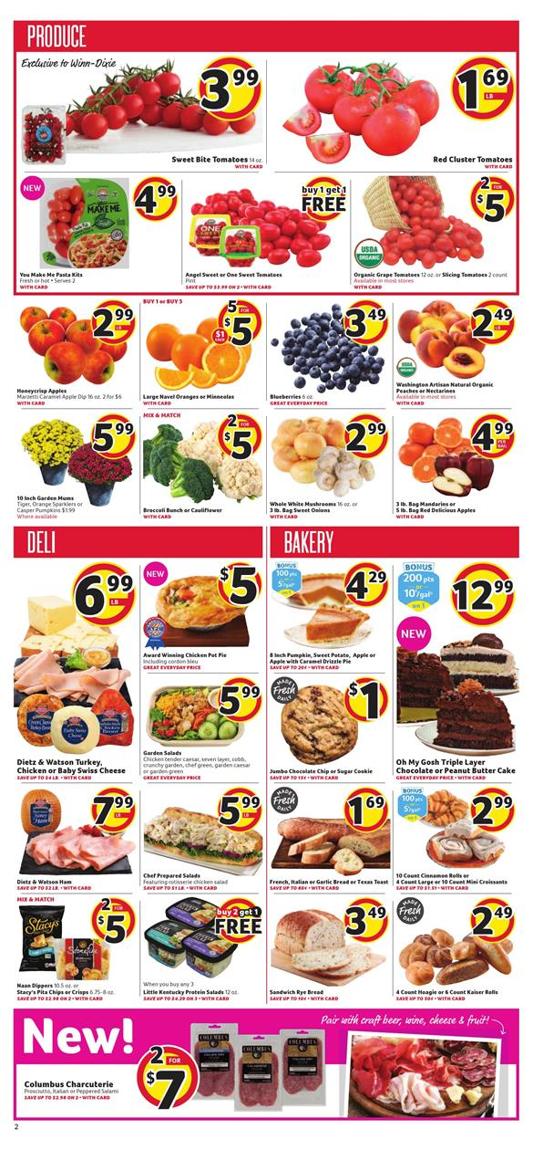 winn dixie weekly ad sep 12 2018